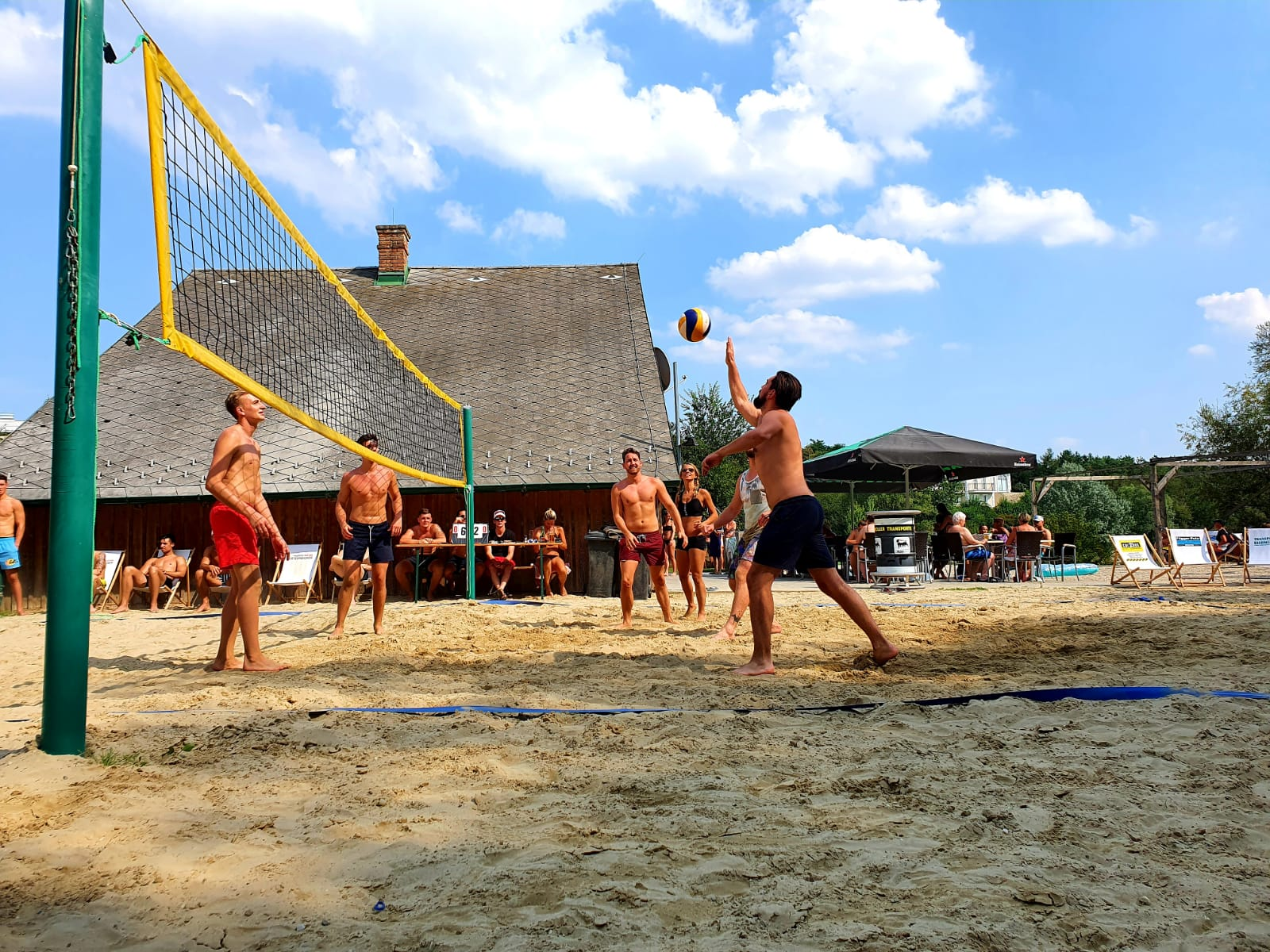 SV Beachvolleyball Turnier 2020 (4)