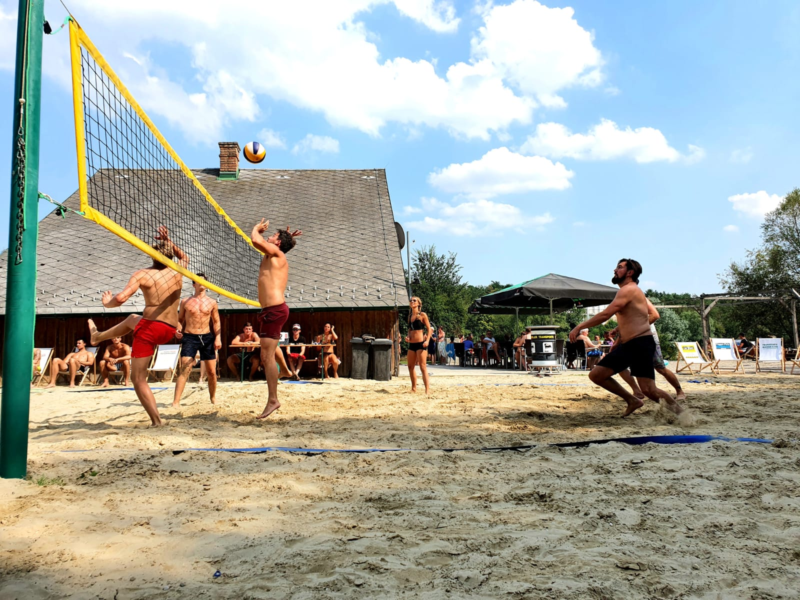 SV Beachvolleyball Turnier 2020 (6)