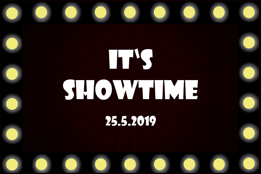 Its Showtime